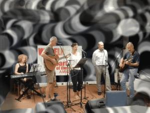 Live opname: Als de draak de kop op steekt in Wereldstad studio Rotterdam