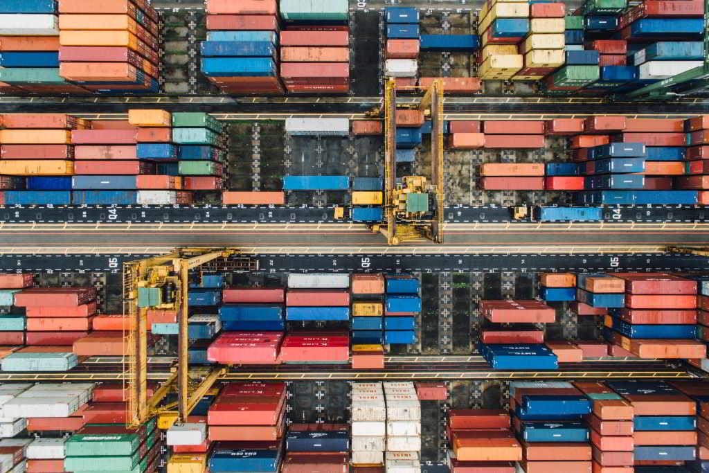 containers Wereldhavendagen 2018